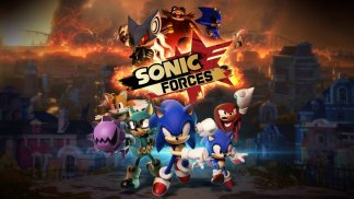 משחק Sonic Forces לקונסולת נינטנדו סוויץ'