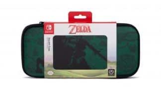 נרתיק נשיאה לנינטנדו סוויץ' בעיצוב לינק ממשחקי The Legend of Zelda - אריזה