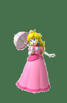 הדמות של הנסיכה פיץ'