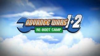 משחק Advance Wars 1+2: Re-Boot Camp לקונסולת נינטנדו סוויץ'