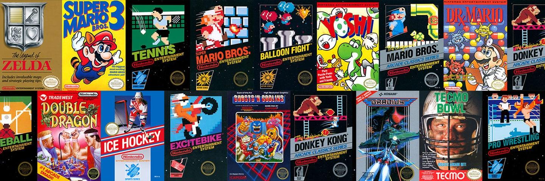 NES SNES games