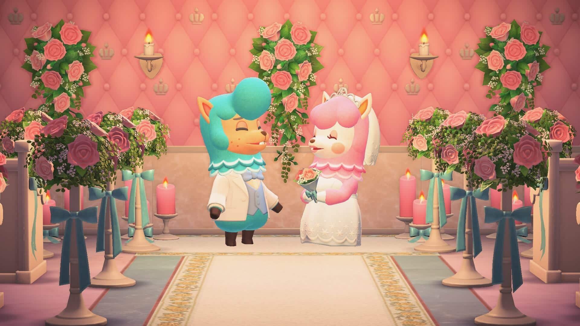 סיירוס וריס ממשחקי אנימל קרוסינג