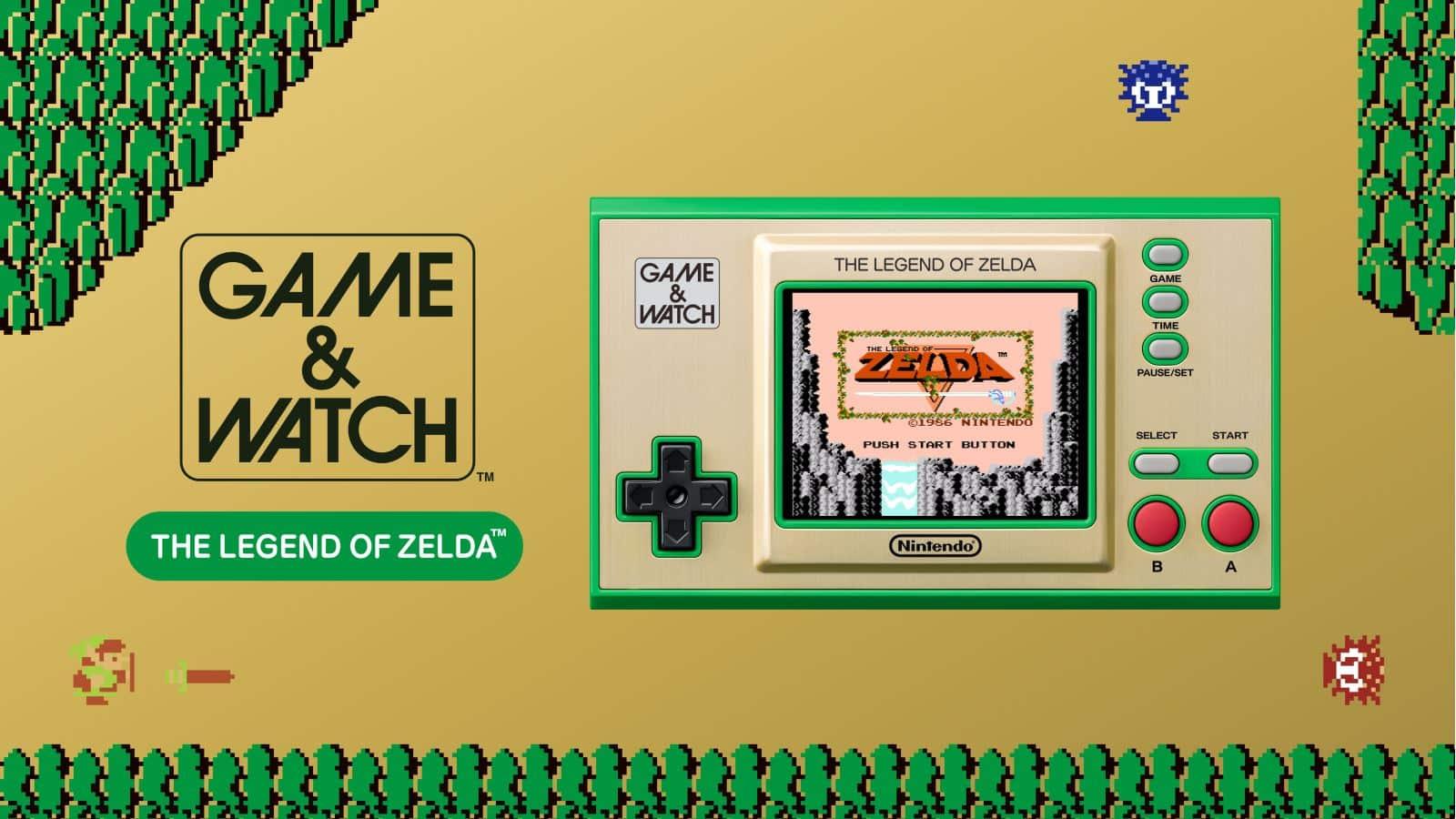 קונסולת Game & Watch: The Legend of Zelda