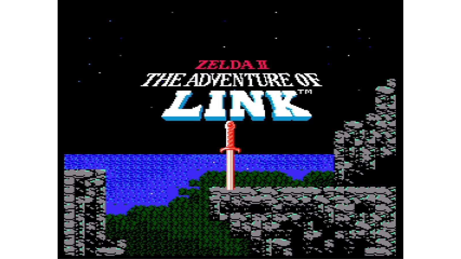 צילום מסך 2 לקונסולת Game & Watch: The Legend of Zelda ההרפתקאות של לינק