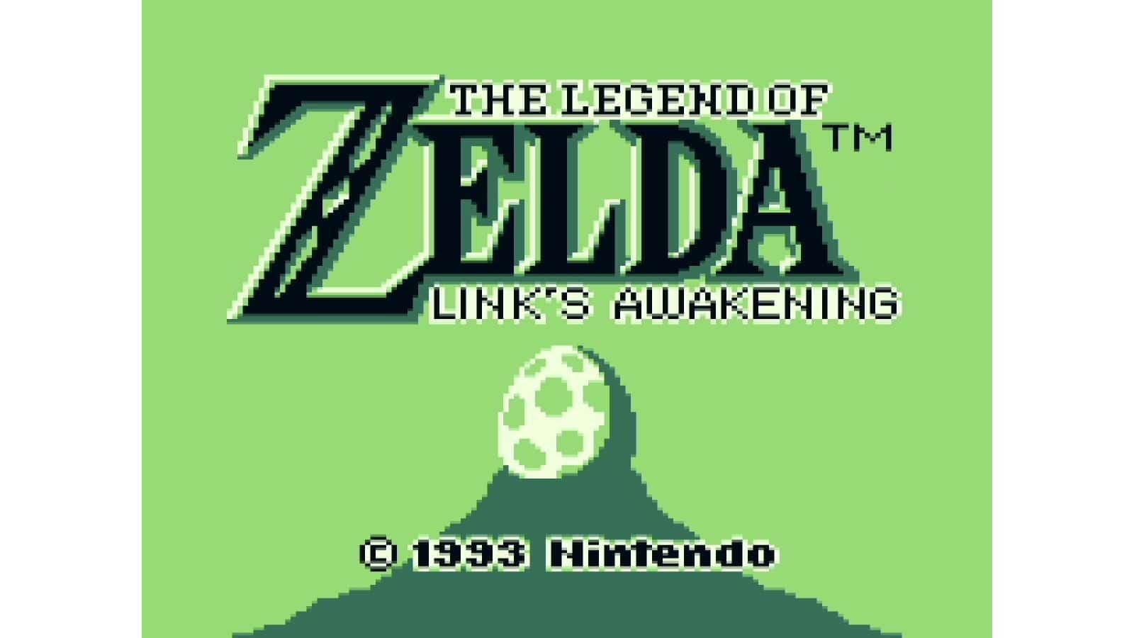 צילום מסך 3 לקונסולת Game & Watch: The Legend of Zelda