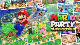 משחק Mario Party Superstars לקונסולת נינטנדו סוויץ'