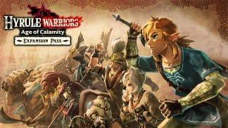 הרחבה למשחק Hyrule Warriors Age of Calamity לנינטנדו סוויץ'