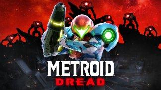 משחק Metroid Dread לקונסולת נינטנדו סוויץ'