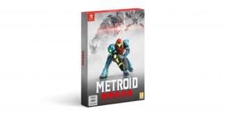 משחק Metroid Dread Special Edition לקונסולת נינטנדו סוויץ'