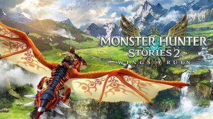 Monster Hunter Stories 2: Wings of Ruin לנינטנדו סוויץ'