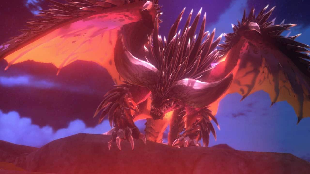Monster Hunter Stories 2: Wings of Ruin לנינטנדו סוויץ' 1