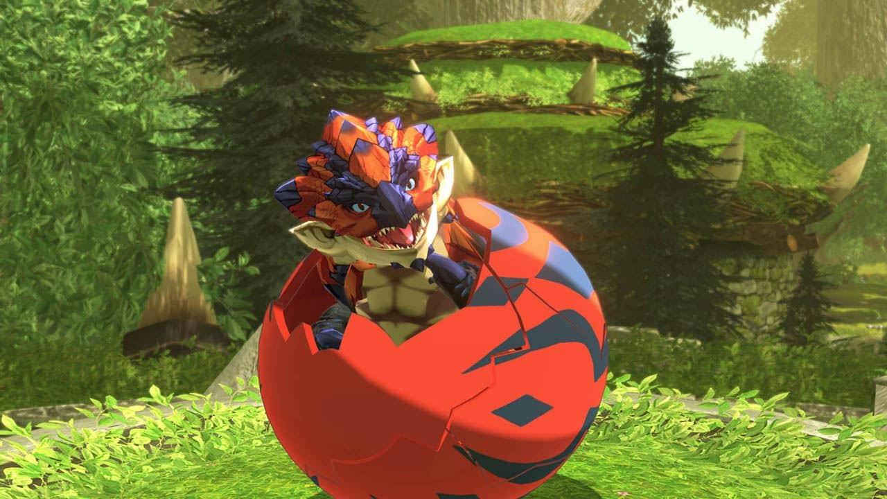 Monster Hunter Stories 2: Wings of Ruin לנינטנדו סוויץ' 4