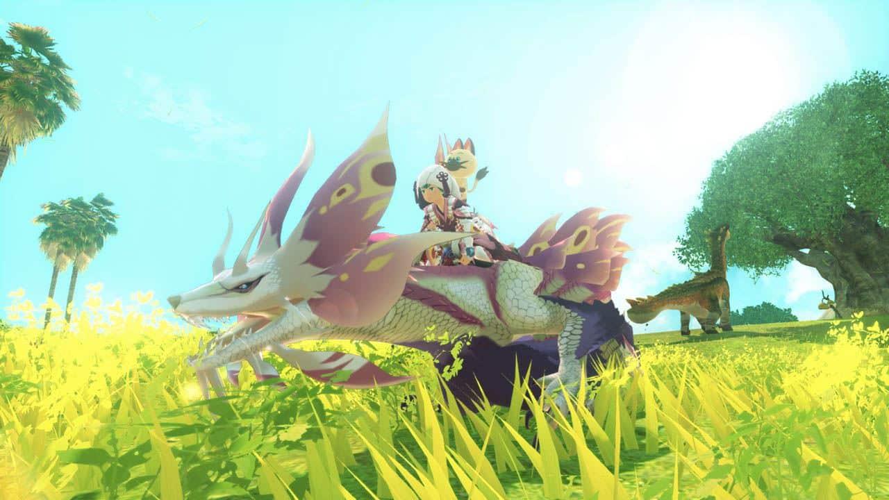 Monster Hunter Stories 2: Wings of Ruin לנינטנדו סוויץ' 5