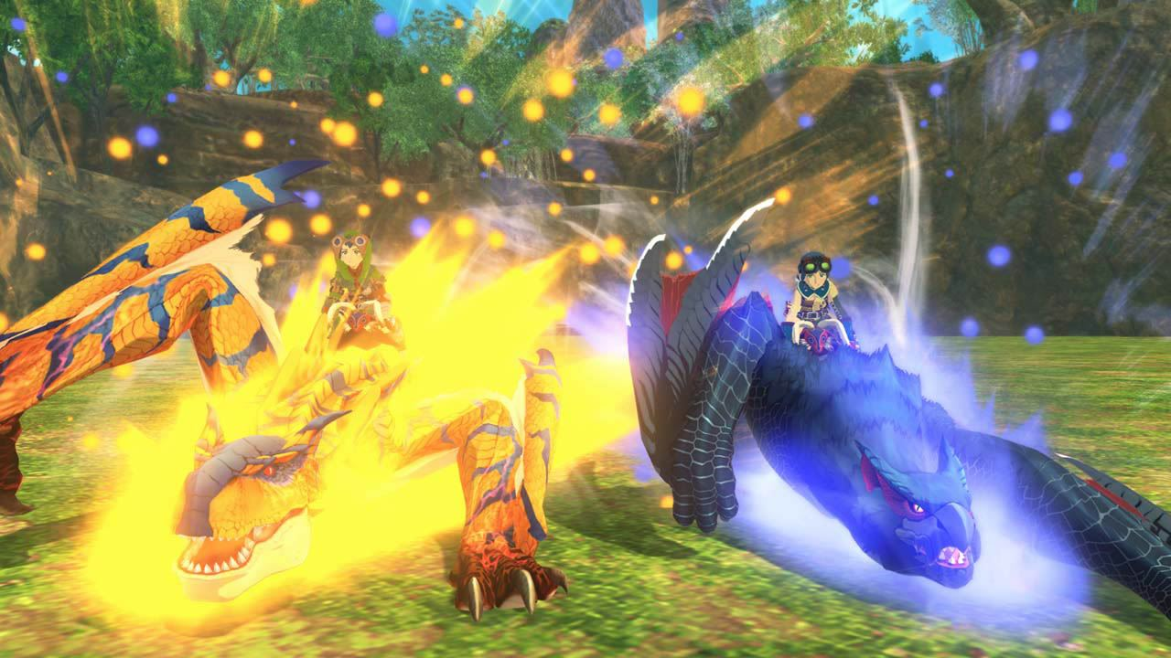 Monster Hunter Stories 2: Wings of Ruin לנינטנדו סוויץ' 6