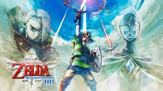 The Legend of Zelda: Skyward Sword HD לנינטנדו סוויץ'.
