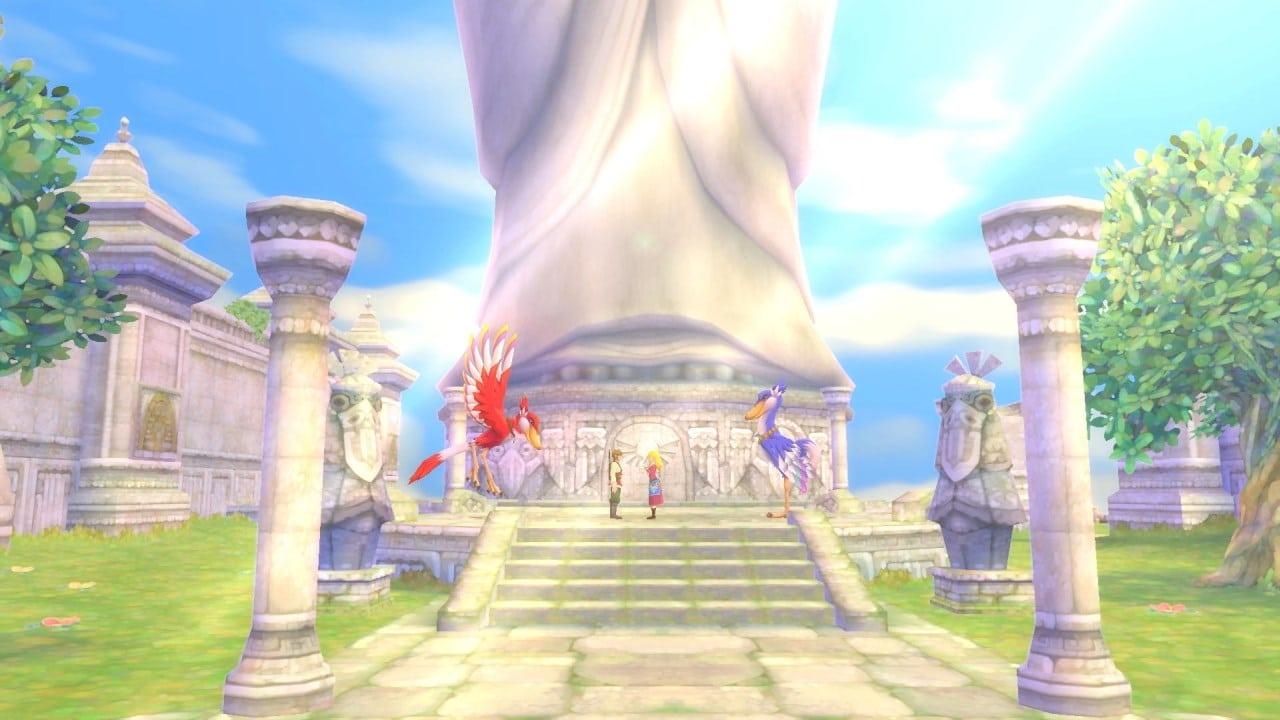 The Legend of Zelda: Skyward Sword HD לנינטנדו סוויץ' - סקרינשוט 5