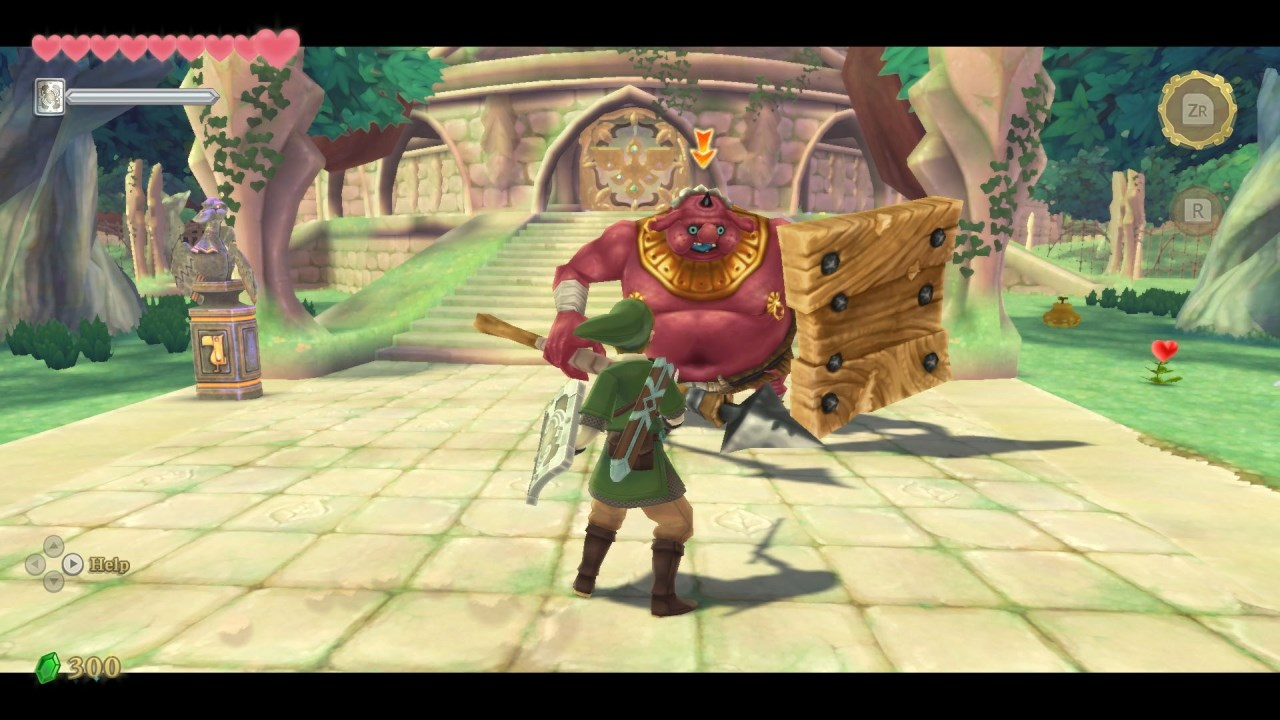 The Legend of Zelda: Skyward Sword HD לנינטנדו סוויץ' - סקרינשוט 3