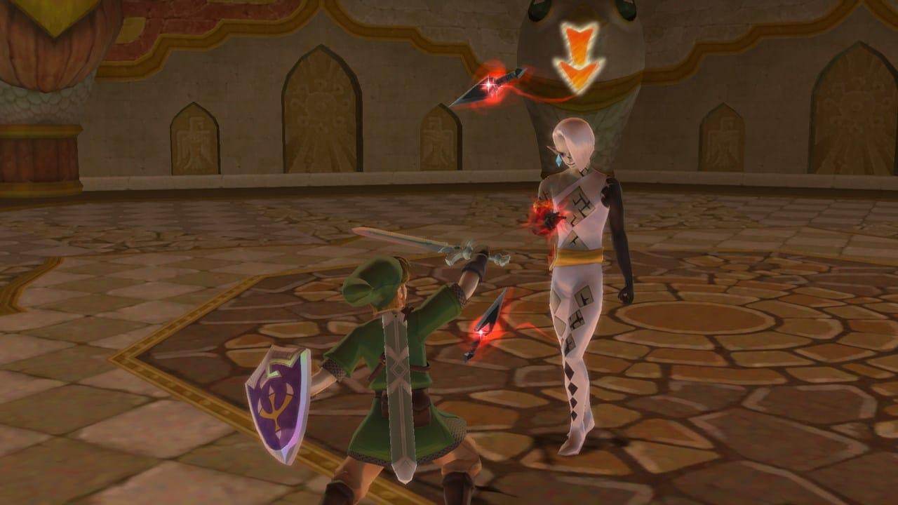 The Legend of Zelda: Skyward Sword HD לנינטנדו סוויץ' - סקרינשוט 1