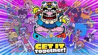 משחק WarioWare: Get It Together! לקונסולת נינטנדו סוויץ'