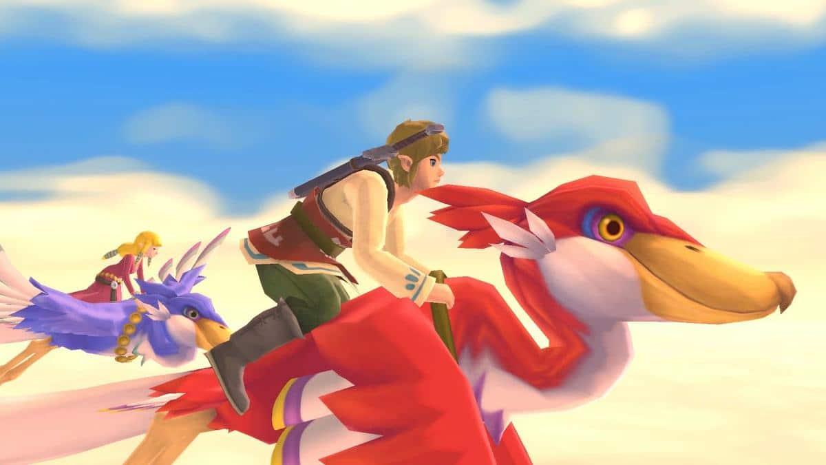 The Legend of Zelda screenshot1