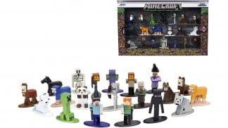 Minecraft Die-cast Metal Collectible Figures 20-Pack Wave 5