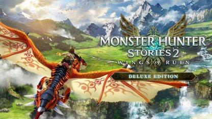 Monster Hunter Stories 2: Wings of Ruin מהדורת דלוקס