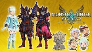 Monster Hunter Stories 2: Wings of Ruin Deluxe Kit - הרחבה דיגיטלית