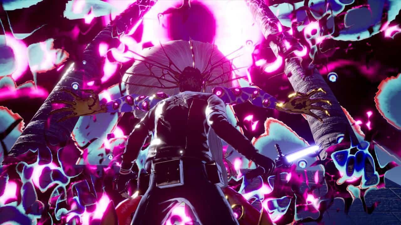 צילום מסך למשחק: No More Heroes III לקונסולת נינטנדו סוויץ'