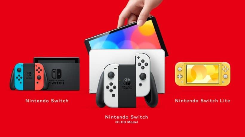עולם ה  Nintendo Switch