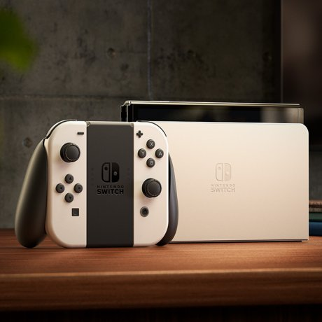 Nintendo Switch OLED מצב טלוויזיה