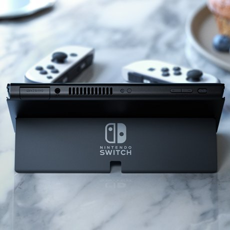 Nintendo Switch OLED מצב שולחני