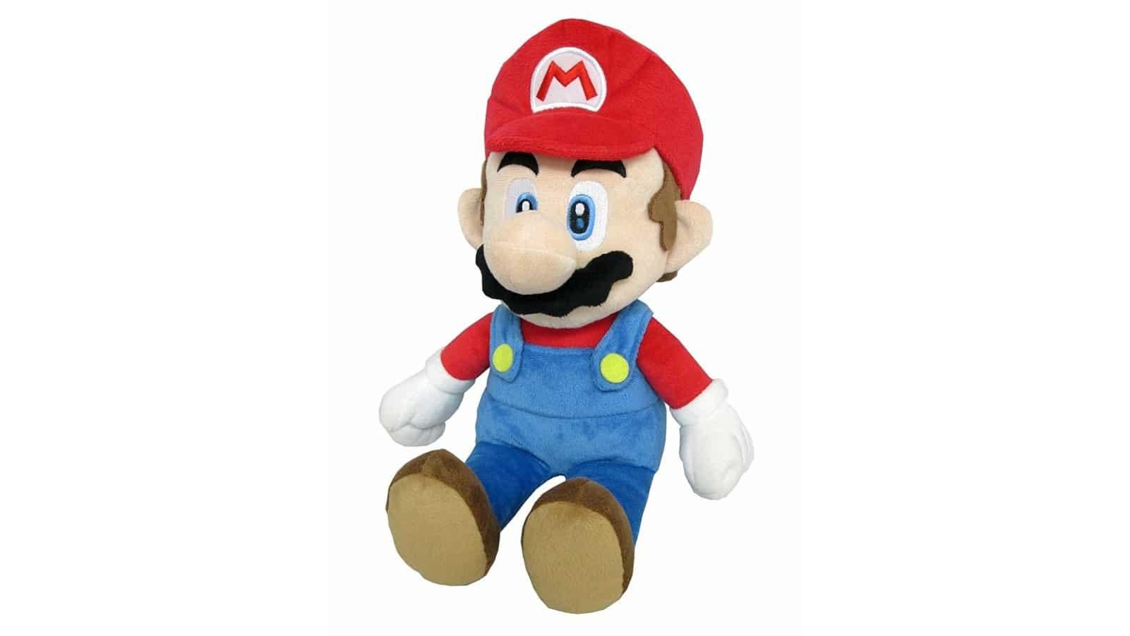 בובה רכה - Mario