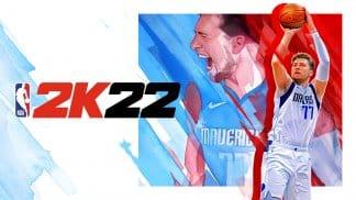 המשחק NBA 2K22 לקונסולת נינטנדו סוויץ'